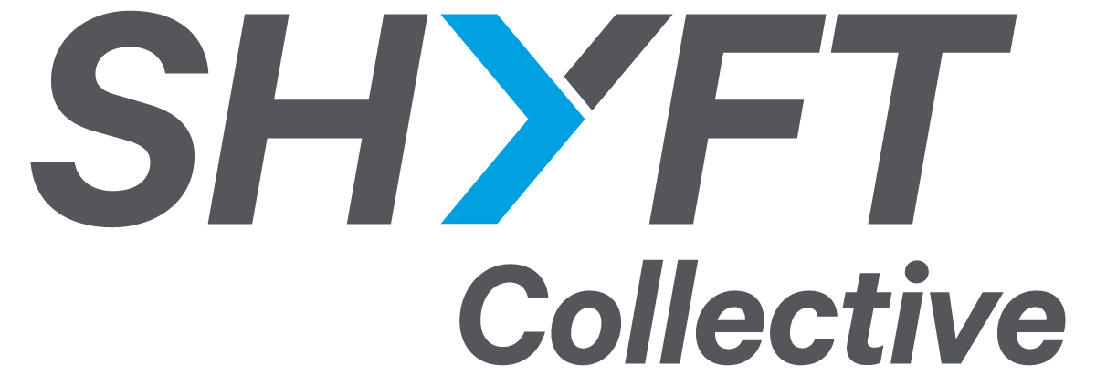 Shyft Collective_Full Logo_2-Color_Grey Blue-100 3-6-19