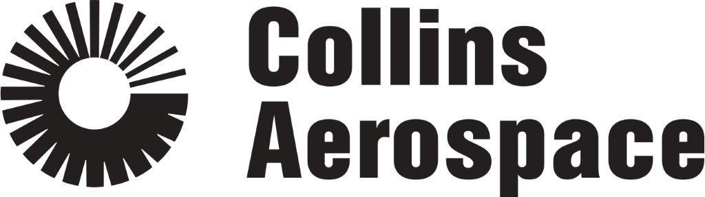 Collins-Aerospace_Two-Line_Black