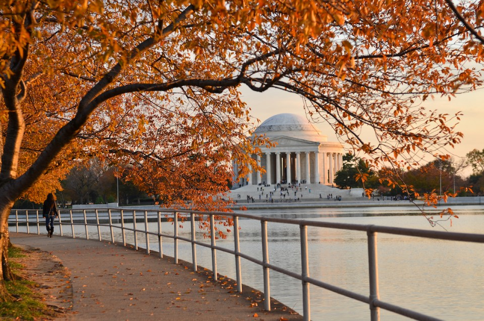 Jefferson-Memorial-Fall