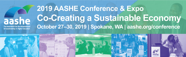 2019 AASHE Conference & Expo
