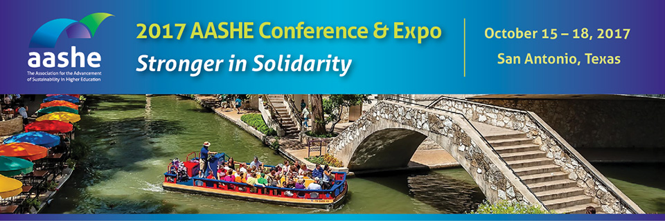 2017 AASHE Conference & Expo