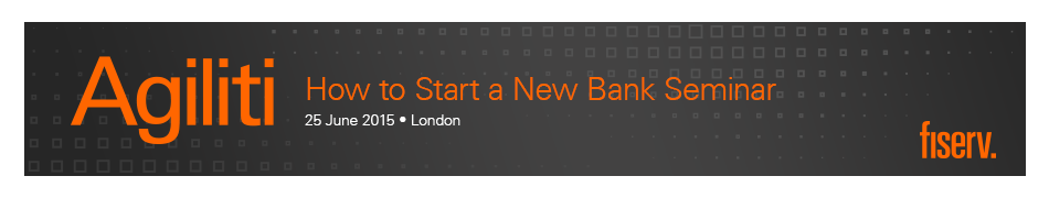 How to Start a New Bank Seminar