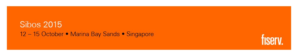 Fiserv at Sibos 2015 - Stand A43