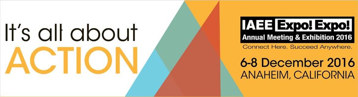 2016 IAEE Expo! Expo! Marriott International Registration