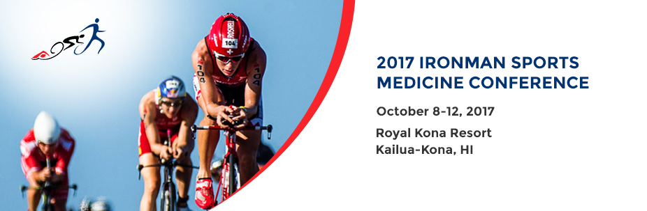 2017 Ironman Sports Medicine Conference