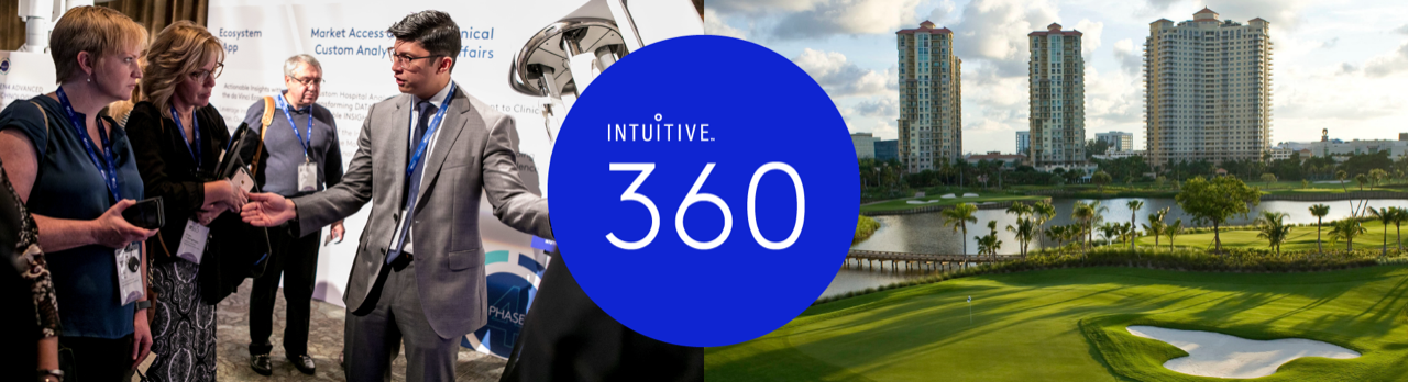 Intuitive 360 Users Conference