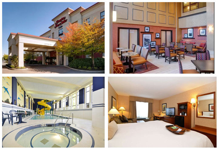 Hotel Image collage