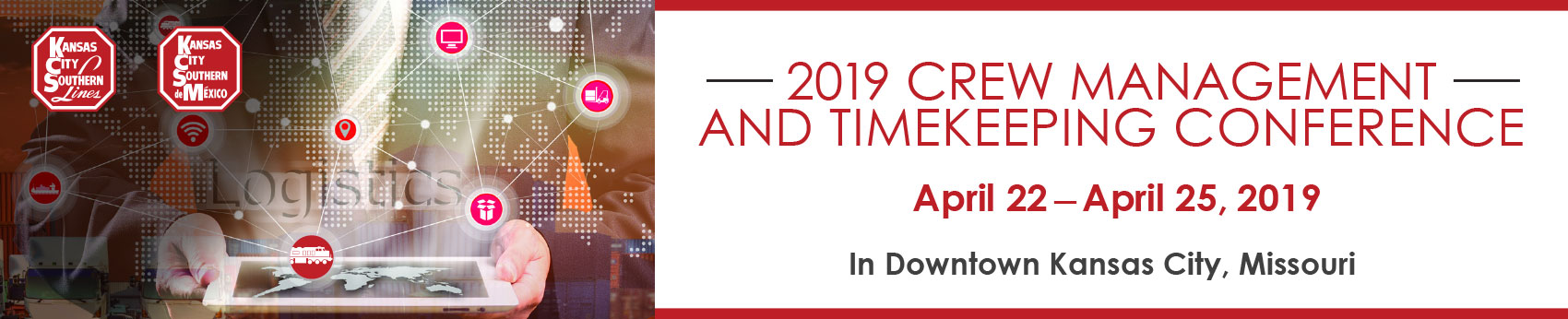 2019 Crew Management and Timekeeping Conference