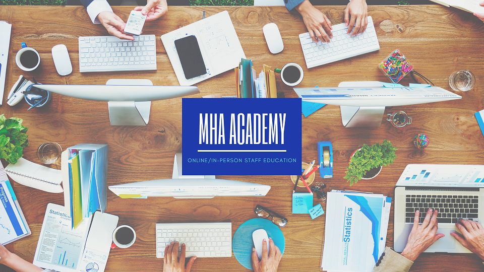 MHA Academy with box