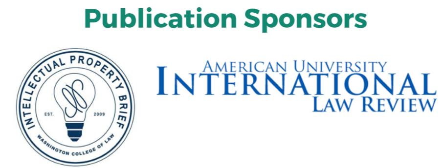 publication sponsors