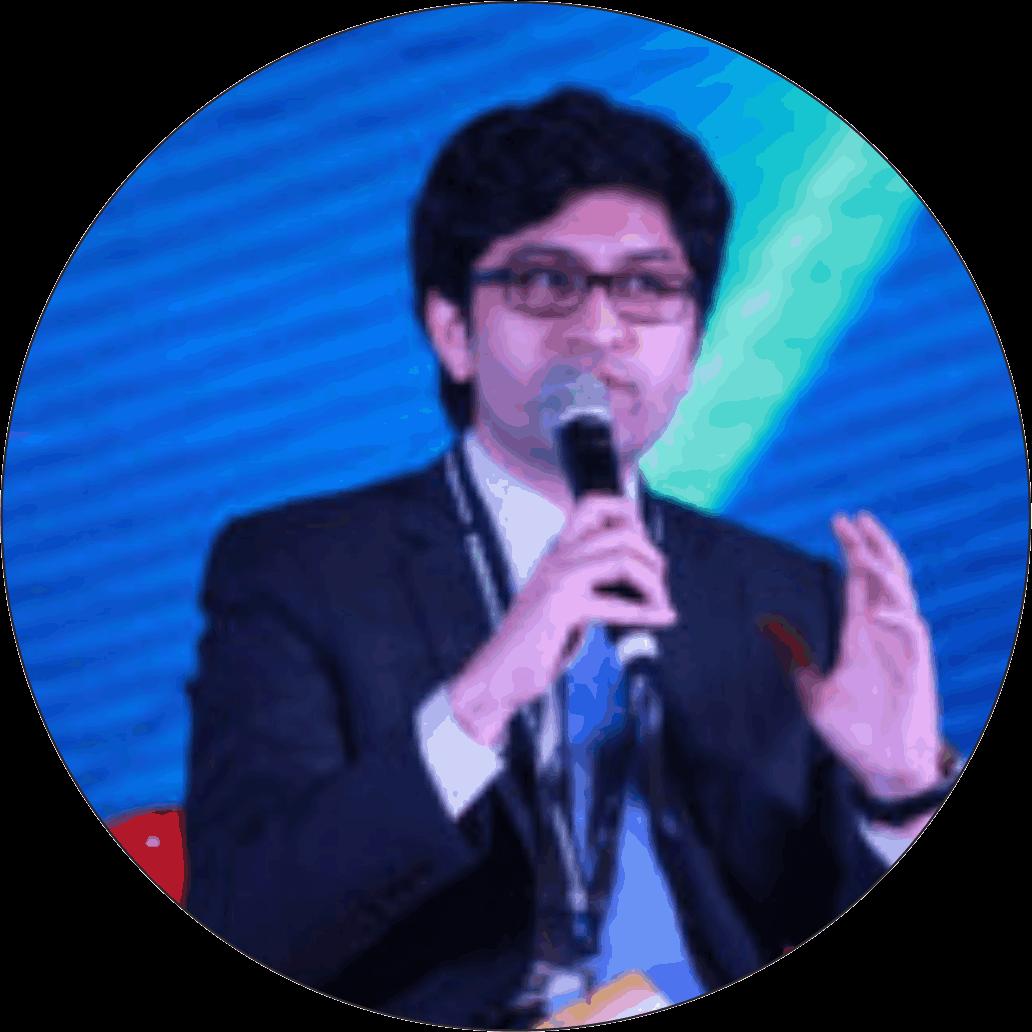 Gaurav Nayyar circle photo