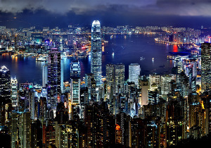 China - Hong Kong 300x210