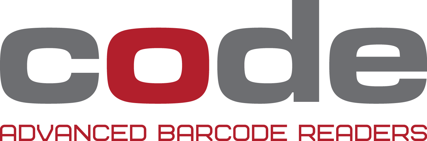 code logo tagline