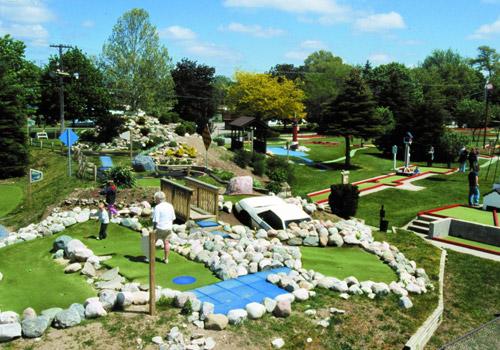 East Park Golf Gardens