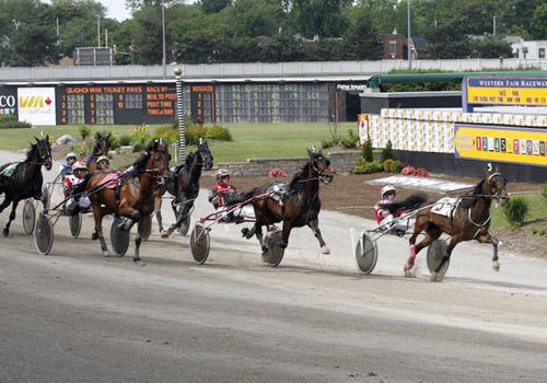 Western Fair Raceway