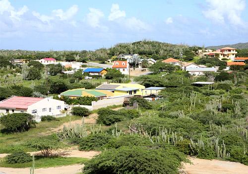 Aruba Landscape View
