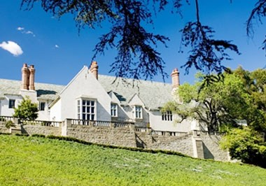 Greystone Mansion