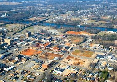 Tuscaloosa Cityscape