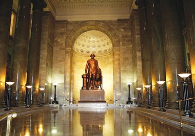 GW Memorial Hall