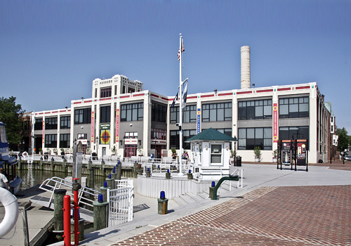 Torpedo Factory Art Center