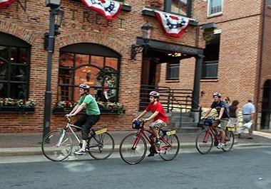 Bike and Roll Rentals