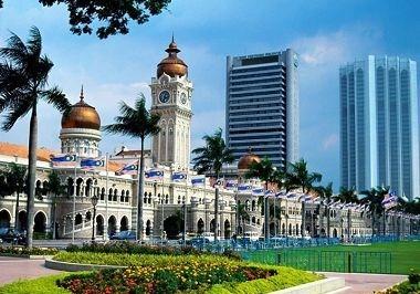 Kuala Lumpur Sultan Abdul Samad Building