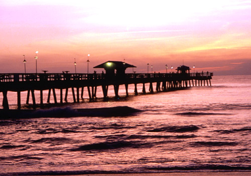 Pompano Beach Pier