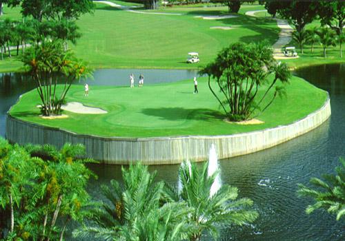 Westin Diplomat Golf