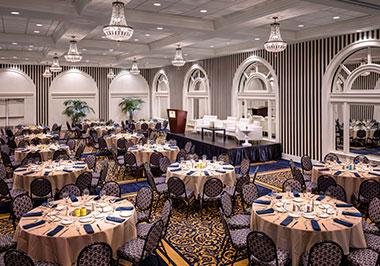 Hotel Shattuck Plaza Crystal Ballroom