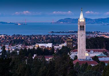 Berkeley Cityscape