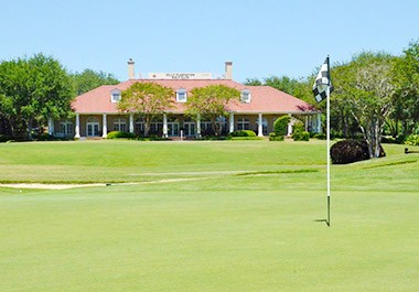 Kelly Plantation Clubhouse