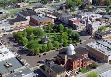 McHenry County Cityscape