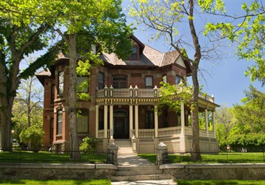 West Side Historic Mansion District