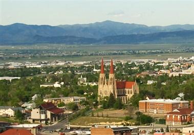Helena Cityscape