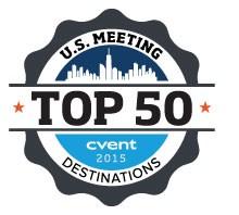 Top 50 Meeting Destinations