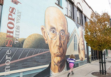 Short North Mural