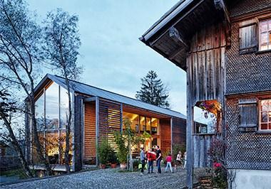 Baukunst Bregenzerwald