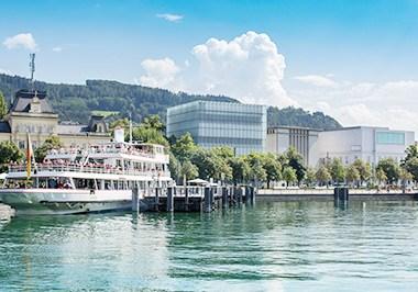 Schifffahrt am Bodensee