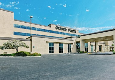 Oxford Suites Yakima