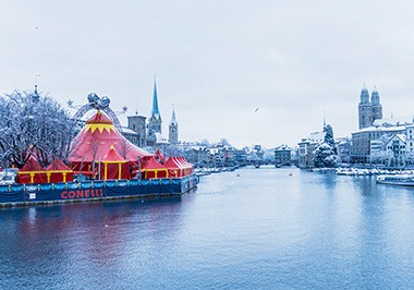 Zurich Tourism