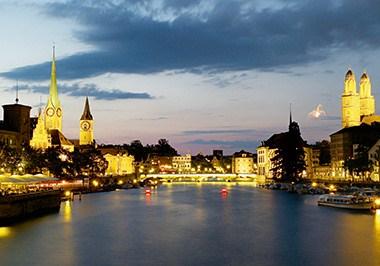 Zurich Skyline