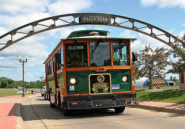 Sioux Falls Trolley