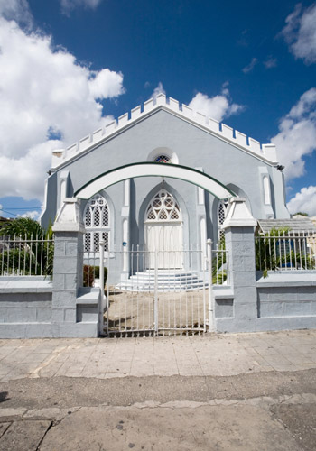 Victorian Style Old Church, Barbados