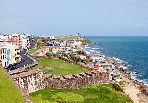 San Juan Coastline