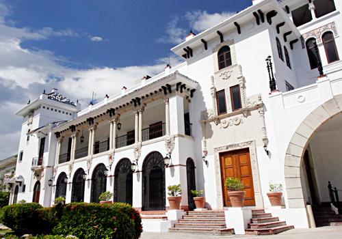 Casa de España, Old San Juan