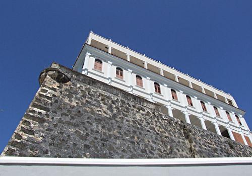 Monastery in Old San Juan
