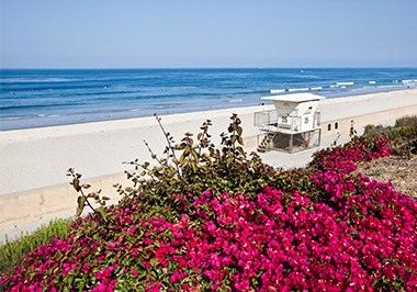 CarlsbadState Beach Boardwalk