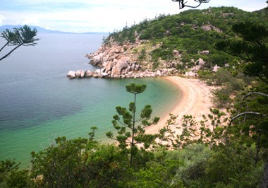 Bay of Magnetic Island, Townsville