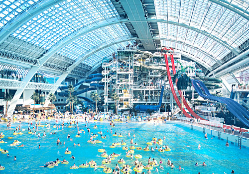 World Waterpark - West Edmonton Mall