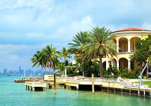 Mansion Biscayne Bay